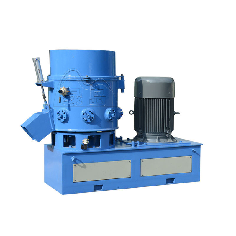 Custom Color SUS304 Plastic Recycling Granulator Machine 2500×1250×1800mm Low Noise